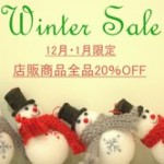 ☆Winter Sale☆