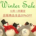 ☆Winter Sale☆