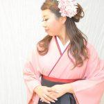 袴の着付けのお得な期間は今月まで!!